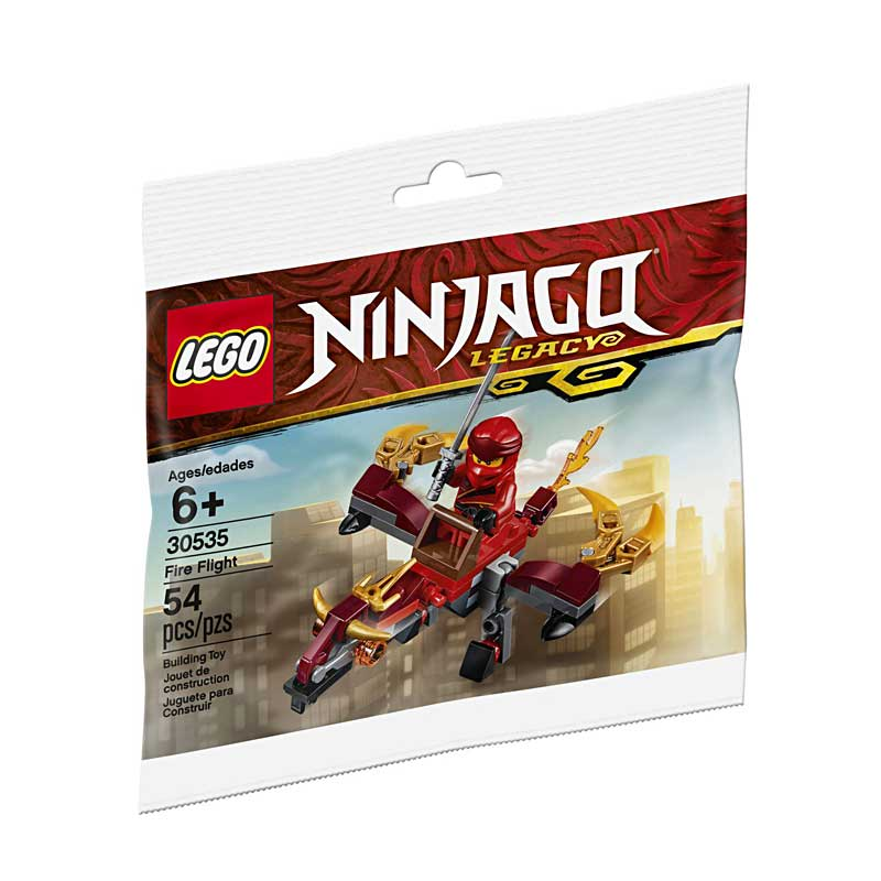 Lego 30535 – Fire Flight