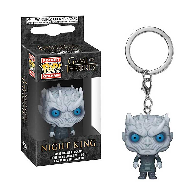 Klíčenka Funko POP! Game of Thrones - Night King