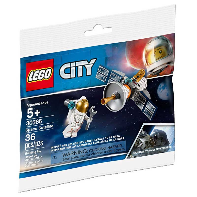 Lego City 30365 – Satelit