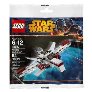 Lego 30247 Star Wars ARC-170 Starfighter