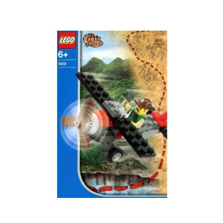 LEGO 7422 Orient Expedition Red Eagle