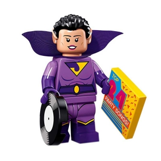 LEGO 71020 Minifigurka Wonder Twin Jayna Batman MOVIE 2