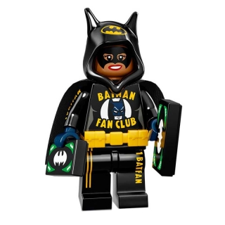 LEGO 71020 Minifigurka Batman MOVIE 2 Bat Merch Batgirl