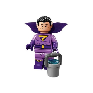 LEGO 71020 Minifigurka Batman Movie 2.série – Wonder Twin Zan
