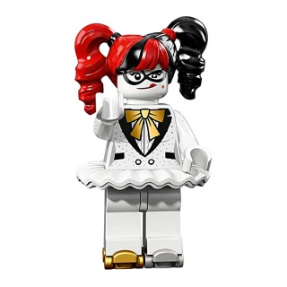 LEGO 71020 Minifigurka Batman Movie 2. série – Harley Quinn