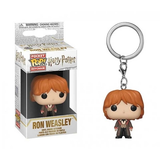 Klíčenka Funko POP! Harry Potter - Ron Weasley