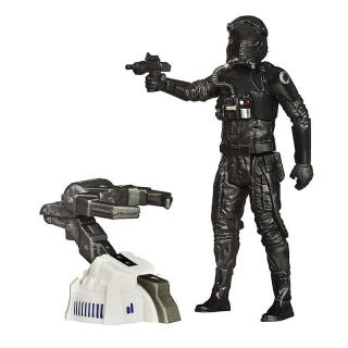 POMAČKANÁ KRABICE Star Wars Hasbro First Order The Fighter Pilot B3450