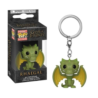 Klíčenka Funko POP! Game of Thrones - Rhaegal