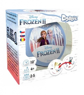 BLACKFIRE Dobble Frozen 2