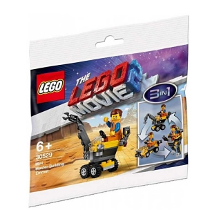 Lego Movie 30529 – Mistr stavitel Emmet