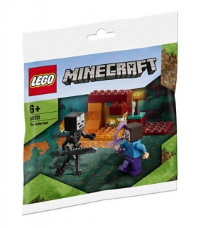 LEGO Minecraft 30331 The Nether Duel